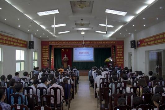 Lilama 69-1 tổ chức Hội nghị sơ kết hoạt động SXKD 9 tháng đầu năm và triển khai kế hoạch Quý IV năm 2016